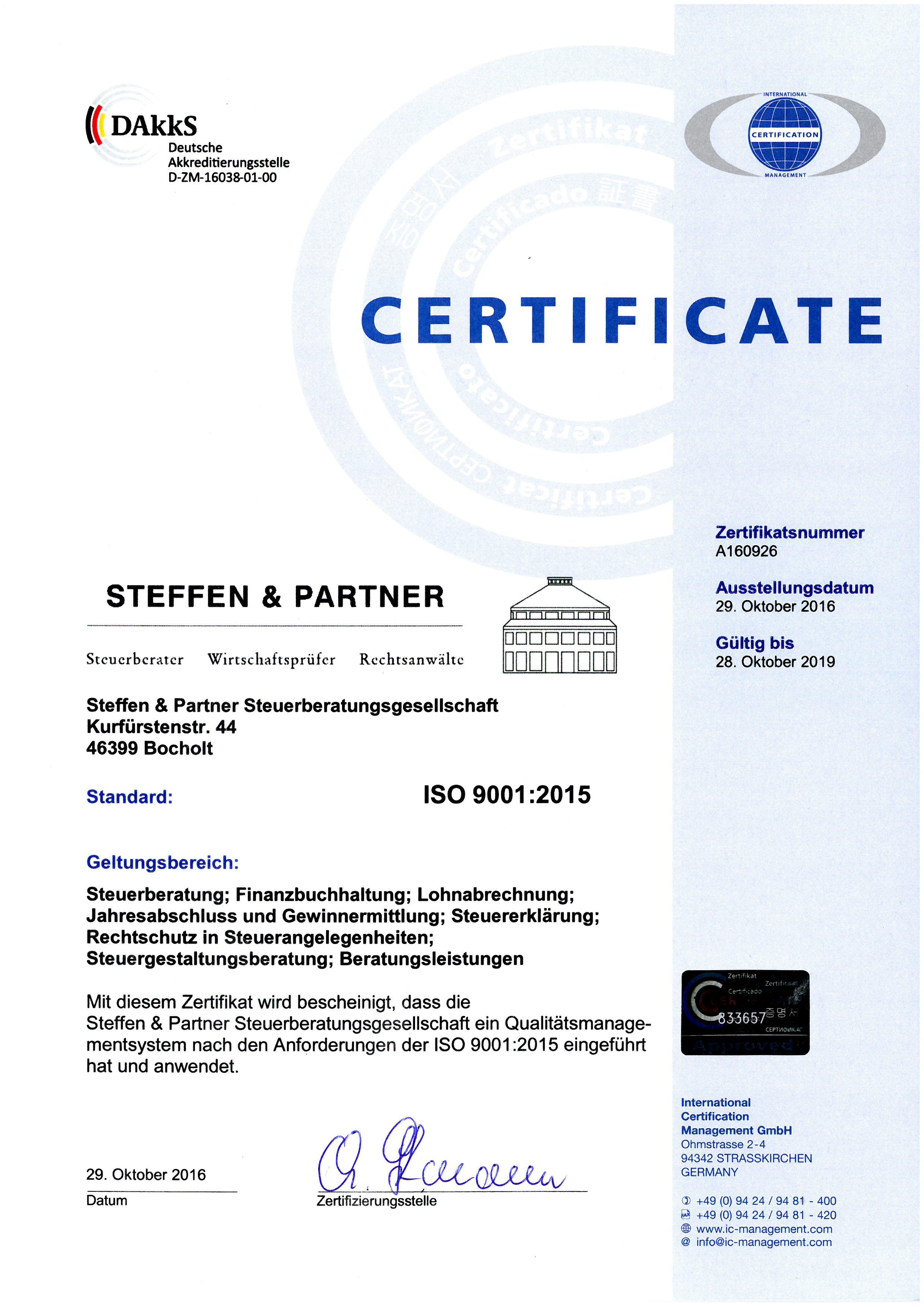 1_zertifikat_iso_steffen_partner-steuerberatung-iso-9001_2015_a160926_gueltig-bis-28-10-19