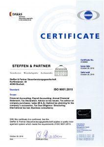 1_zertifikat_iso_steffen_partner-steuerberatung-iso-9001_2015_a160926_gueltig-bis-28-10-19_englisch