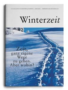 """Unsere Winterzeit  – """"Das Magazin von Steffen & Partner"""""""
