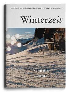 """Unsere Winterzeit 2013/2014  – """"Das Magazin von Steffen & Partner"""""""