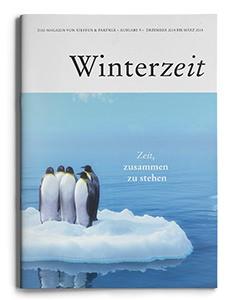 """Unsere Winterzeit 2014/2015 – """"Das Magazin von Steffen & Partner"""""""