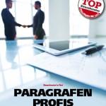 Paragrafen Profis – Titelseite im Focus Money zum Top-Steuerberater-Test