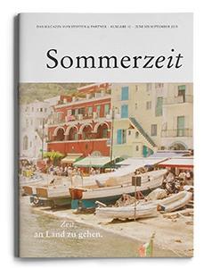 """Unsere Sommerzeit 2015 – """"Das Magazin von Steffen & Partner"""""""