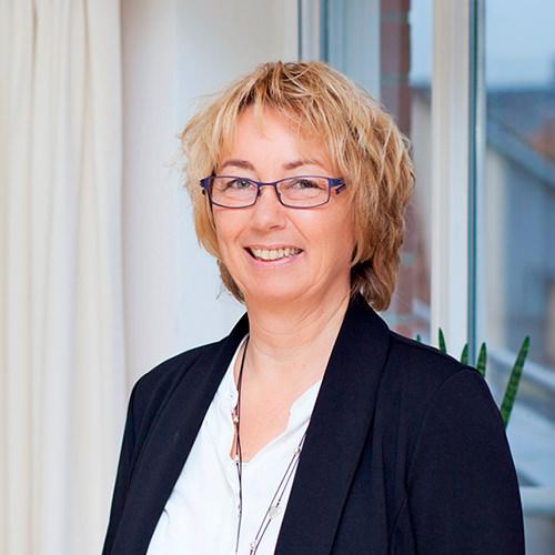 Jutta Rapp, Steuerfachangestellte in Bocholt