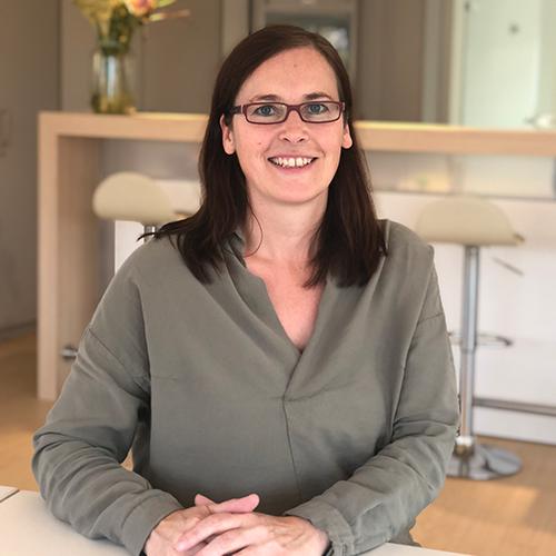 Svenja Brockert, Bürokauffrau in Bocholt
