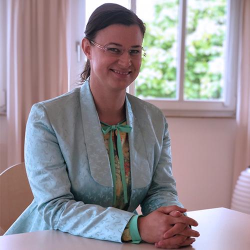Vitezslava Krahmer,  in Bocholt