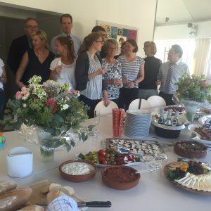 Jubiläumsfeier… Gaby Häring, Katharina Kolhep: Danke für insgesamt 55 Jahre Treue