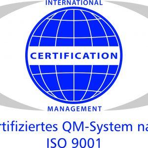 Wir sind re-zertifiziert!
