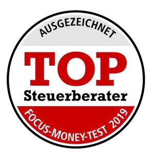 Focus Money: Top Steuerberater 2019 im Segment der großen Kanzleien