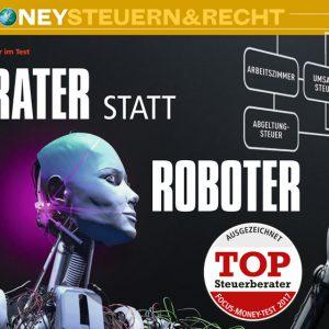 Focus Money: Steffen & Partner auch 2017 Top-Steuerberater im Segment der großen Kanzleien