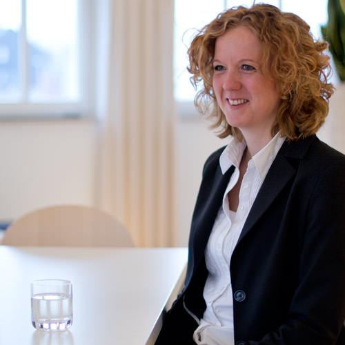 Marita Daniels, Steuerfachangestellte in Bocholt