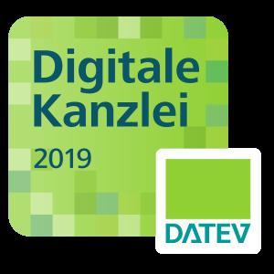 Steffen & Partner ist Digitale Kanzlei 2019 der DATEV eG