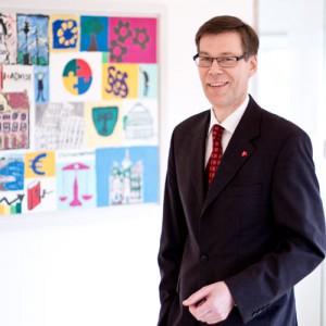 Ingolf Ersel, Dipl.-Kaufmann, Steuerberater in Bocholt