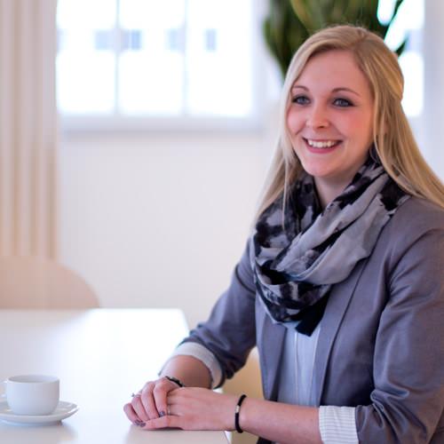 Katharina Gessner, Rechtsfachwirtin in Bocholt