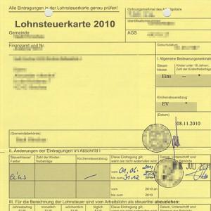 """FG-Urteil: Verwarnungsgelder für Falschparken, sogenannte """"Knöllchen"""", sind kein Arbeitslohn"""