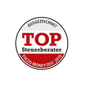 Top-Steuerberater 2016 im Segment der großen Kanzleien (Focus Money 17/2016)