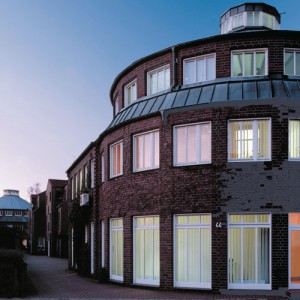 Karriere bei Steffen & Partner – hier der Hauptsitz der Unternehmensgruppe in Bocholt