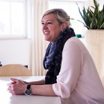 Nicole Walker, Lohnbuchhalterin bei Steffen & Partner