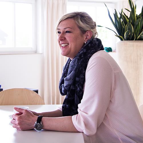 Nicole Walker, Lohnbuchhalterin, zertifizierte Lohn- und Gehaltsbuchhalterin (IFU/ISM) in Bocholt