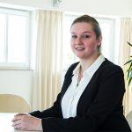 Christin Ludwig, Auszubildende zur Steuerfachangestellten, Steffen & Partner Gruppe