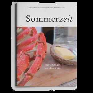 Unsere Sommerzeit 2016: Harte Schale, weicher Kern