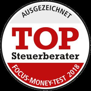 Focus Money: Top Steuerberater 2018 im Segment der großen Kanzleien